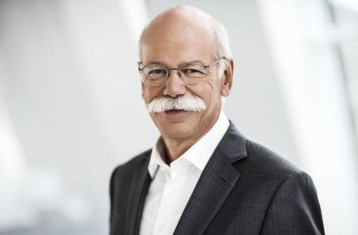 Daimler-Vorstand erhält kräftigen Zuschlag