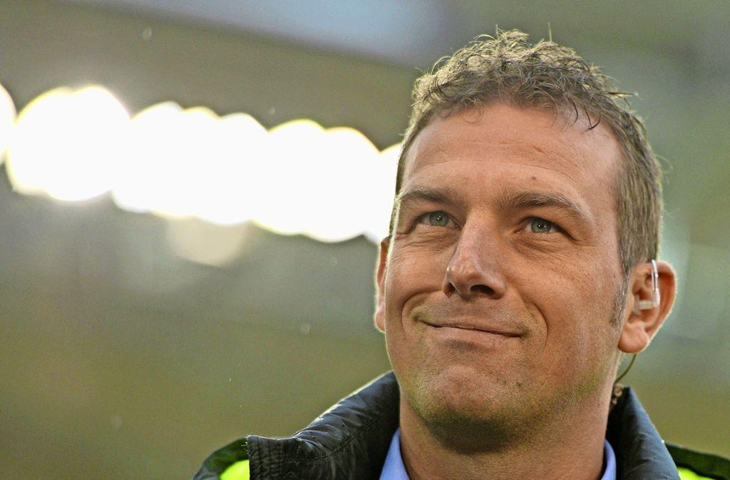 Markus Weinzierl soll den VfB Stuttgart zurück in die Erfolgsspur führen. Foto: dpa