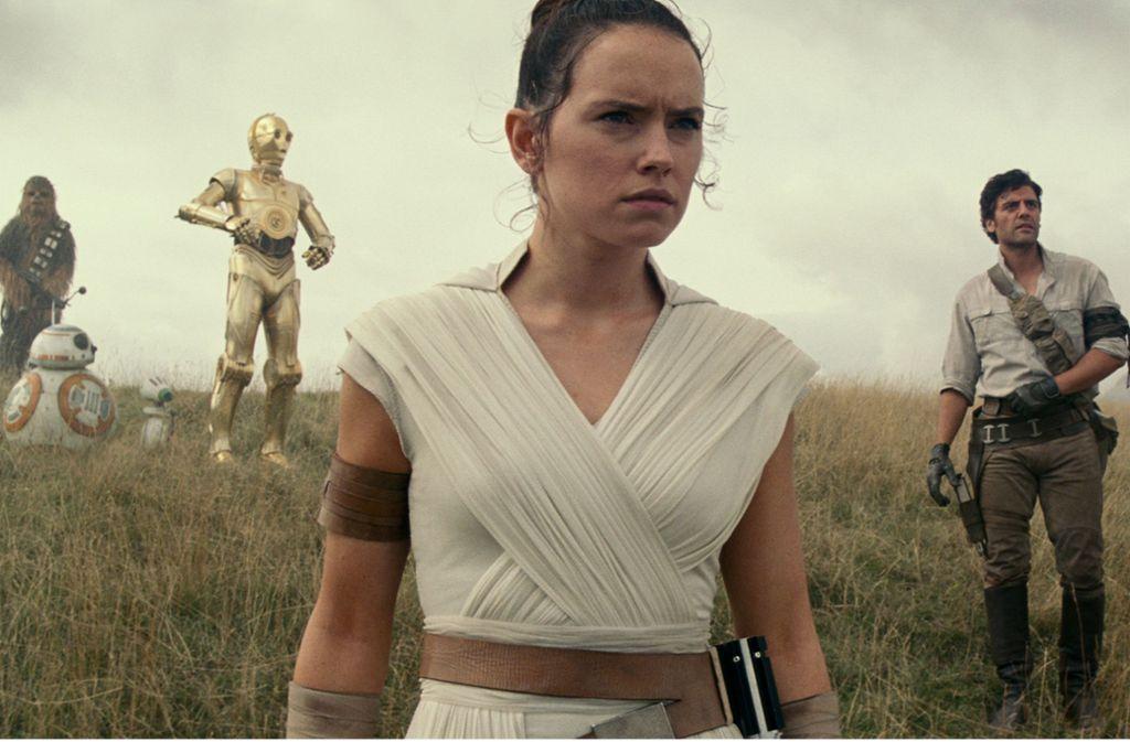 """Star Wars"" ist bald im ""Fortnite""-Universum zu sehen. Foto: Disney/Lucasfilm Ltd."