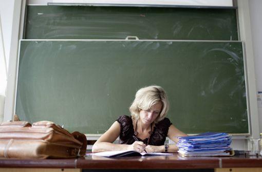Gewalt gegen Lehrer nimmt deutlich zu