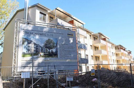 72 Wohnungen im Stichlingweg