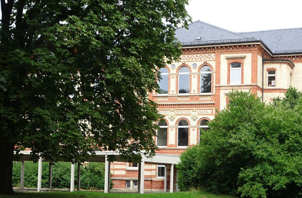 Die frühere japanische Schule in Bad Saulgau wird zum Exzellenzgymnasium. Foto: Karlheinz Fahlbusch