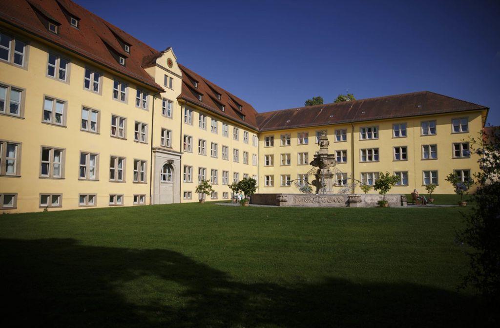 Nach einer Brandstifung im Klinikum Schloss Winnenden ermittelt die Polizei (Symbolbild) Foto: Gottfried Stoppel