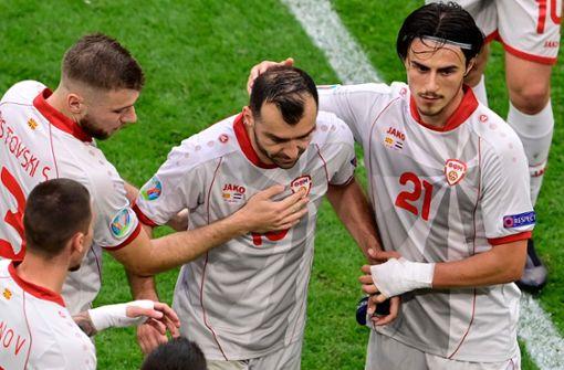 Niederlande gewinnt –  Goran Pandev emotional verabschiedet