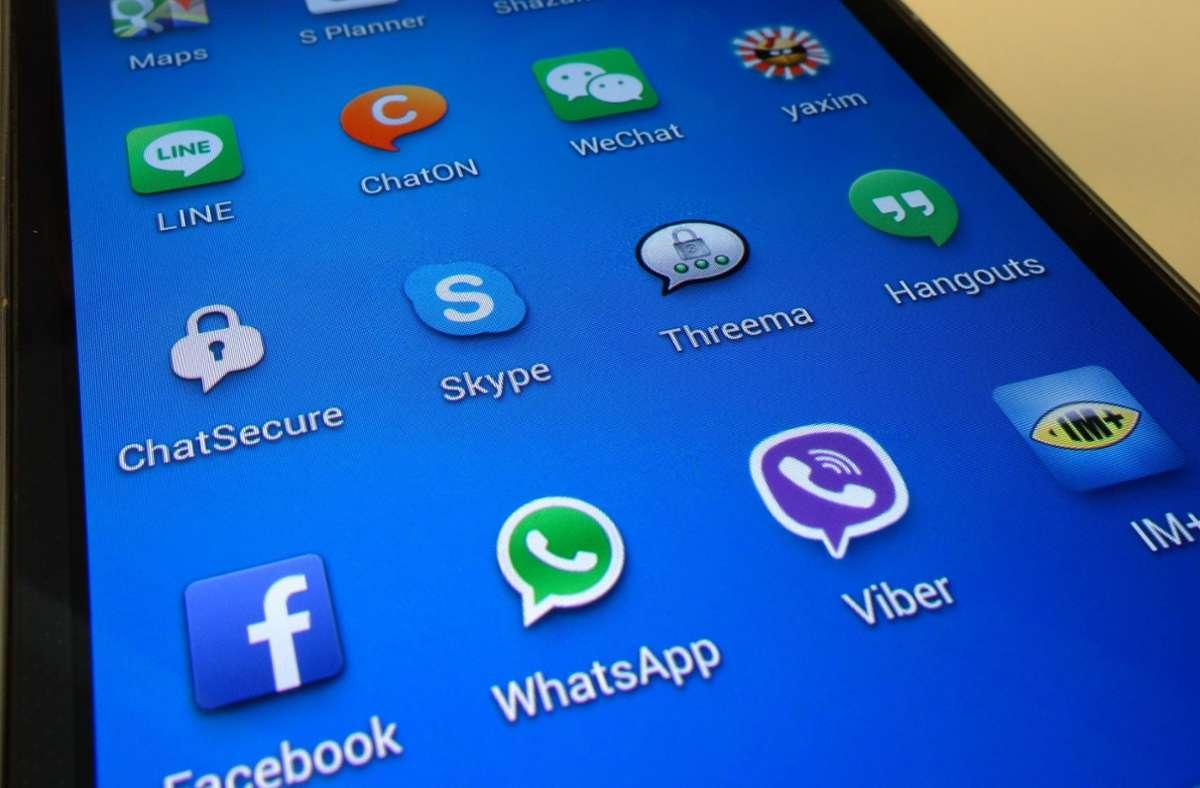 Sichere Nachrichtendienste sollen unsicherer werden. Foto: dpa/Soeren Stache