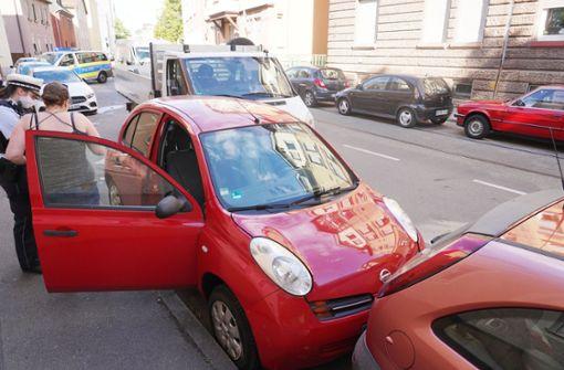 Autofahrer kracht in Transporter und löst Kettenreaktion aus