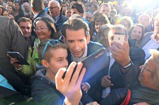 Sebastian Kurz steht nach Ibiza-Skandal kurz vor Triumph
