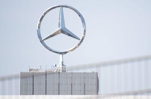 Stuttgarter Autobauer soll CO2-Ziele 2020 eingehalten haben