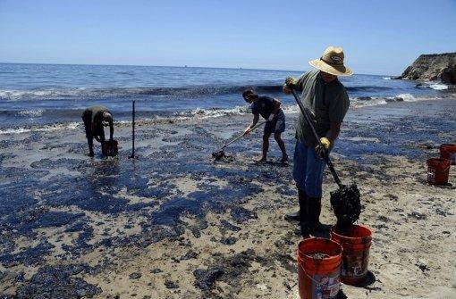 Ölpest könnte schlimme Folgen haben