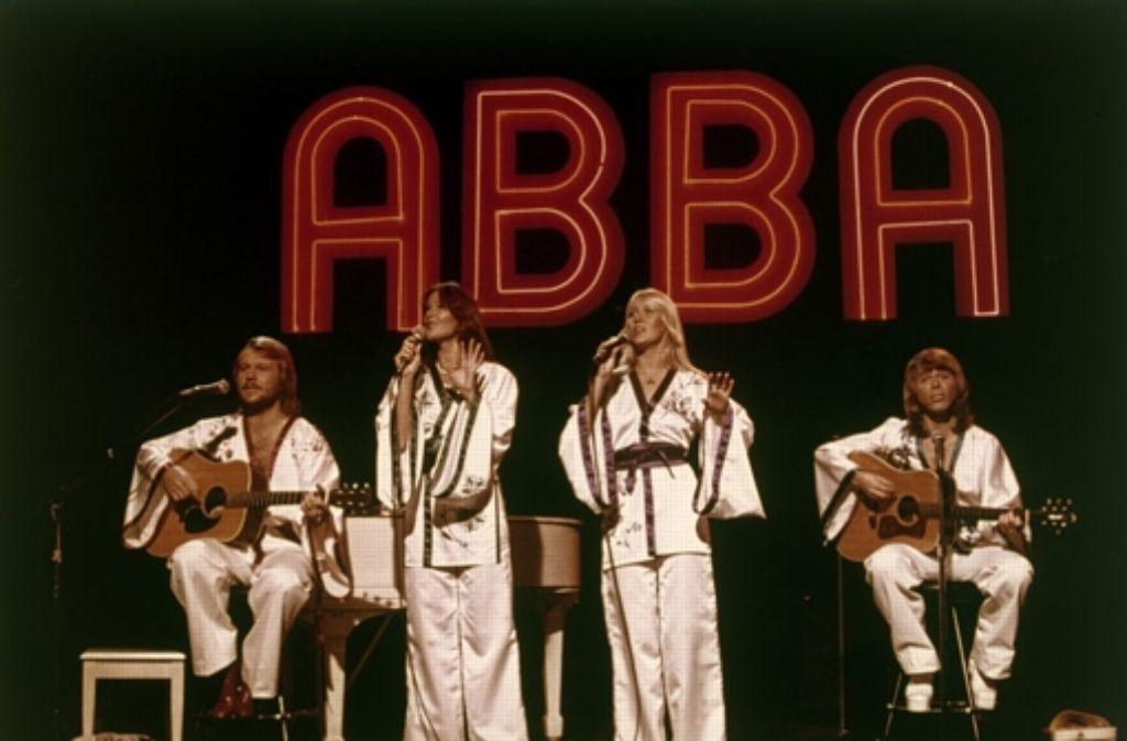 Am Dienstag eröffnet in Stockholm das offizielle Abba-Museum Foto: Ullstein
