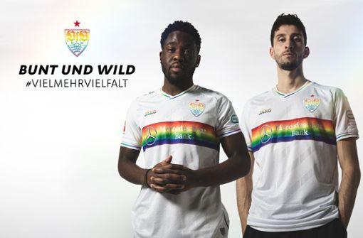 VfB sendet ein buntes Signal für mehr Vielfalt