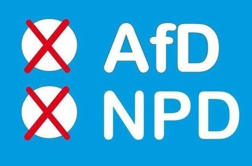 Hilft Satire gegen AfD und NPD?