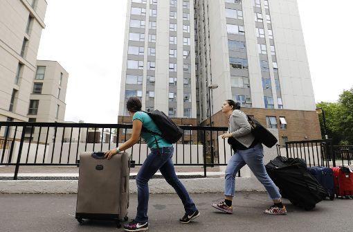 34 Hochhäuser bei Brandsicherheit durchgefallen