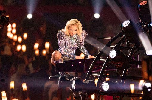 Das Gaga-Spektakel