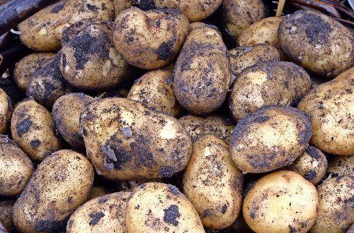 Passanten mit rohen Kartoffeln beworfen