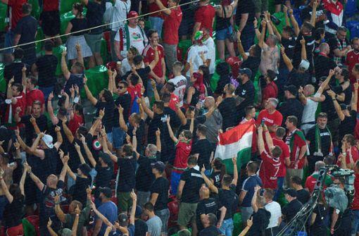 UEFA ermittelt wegen Verdachts von Diskriminierung