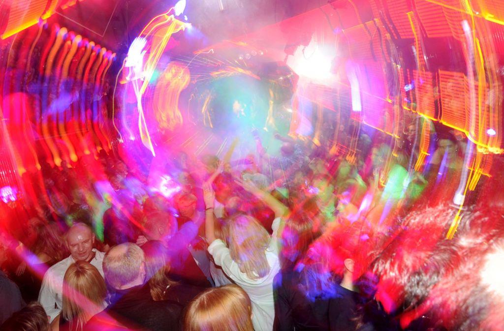 Einige Clubs in Stuttgart laden an Heiligabend zum Feiern ein. Foto: dpa