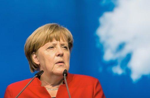 Merkel will enttäuschte Wähler von AfD zurückgewinnen