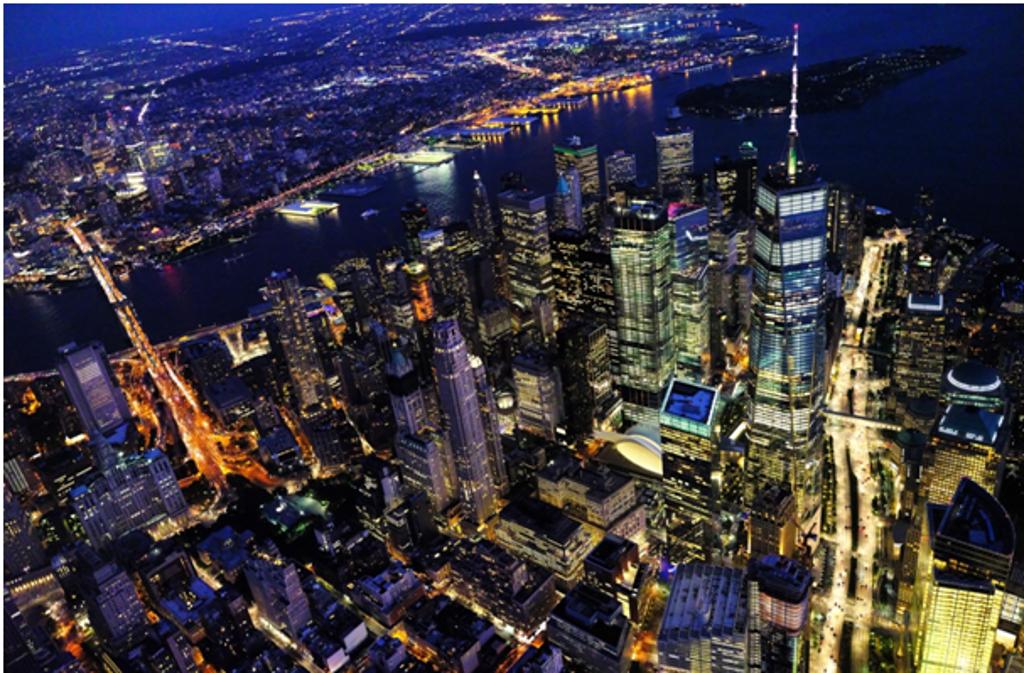 Die Städte werden immer größer. Foto: Pixabay