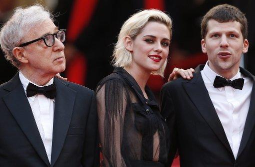 Woody Allen und andere Filmstars
