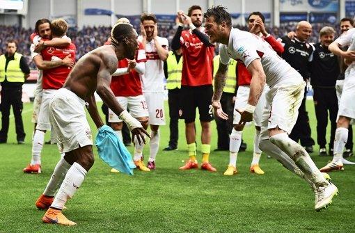 Der VfB Stuttgart muss nach Kiel