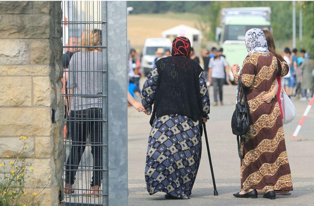 Deutschland gibt etwa fünf Milliarden Euro brutto für Asylbewerberleistungen aus. Foto: dpa/Jens Wolf