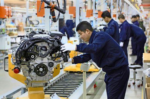 Daimler-Stammwerk im weltweiten Konkurrenzkampf