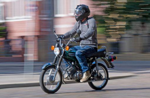 Moped-Führerschein soll bald ab 15 Jahren machbar sein
