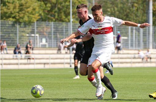 Markus Weinzierl befördert zwei 17-Jährige