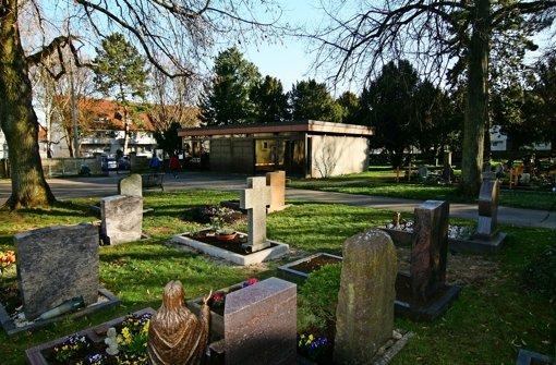 Frust über Zustand der Feierhalle am Friedhof