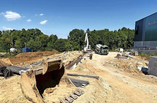 Fanuc baut ein neues Entwicklungszentrum