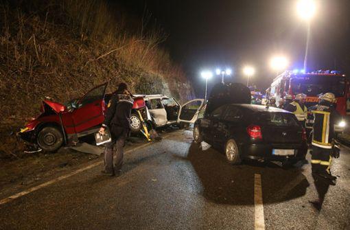 19-Jährige stirbt bei schwerem Unfall auf Landstraße
