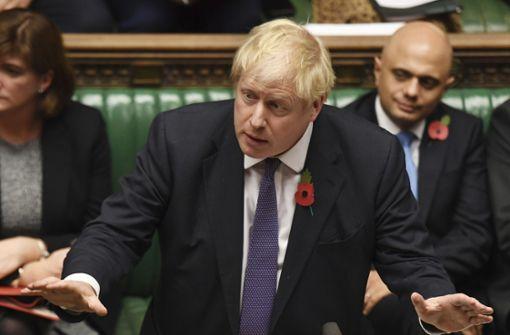 Premierminister  will Neuwahl in Großbritannien über Umweg erzwingen