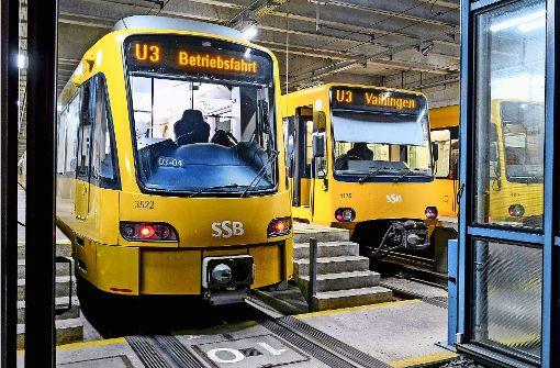 Zuschüsse für Stadtbahnzüge in Sicht