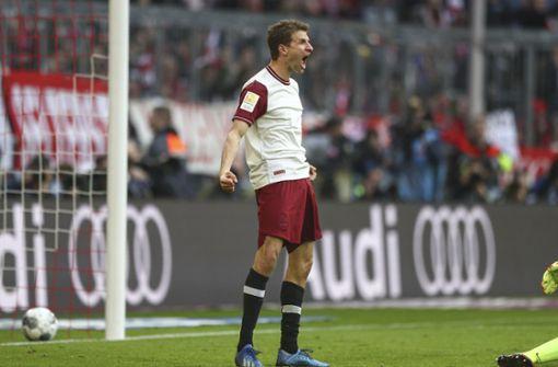 Vertrag mit Thomas Müller bis 2023 verlängert