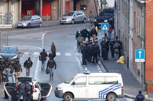 Mögliche Geiselnahme in Gent unblutig beendet