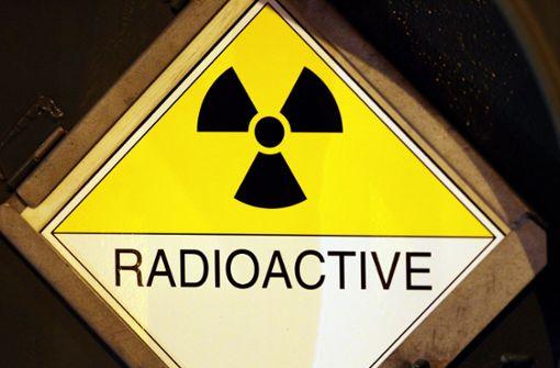 Waldbrand treibt Radioaktivitätswerte hoch