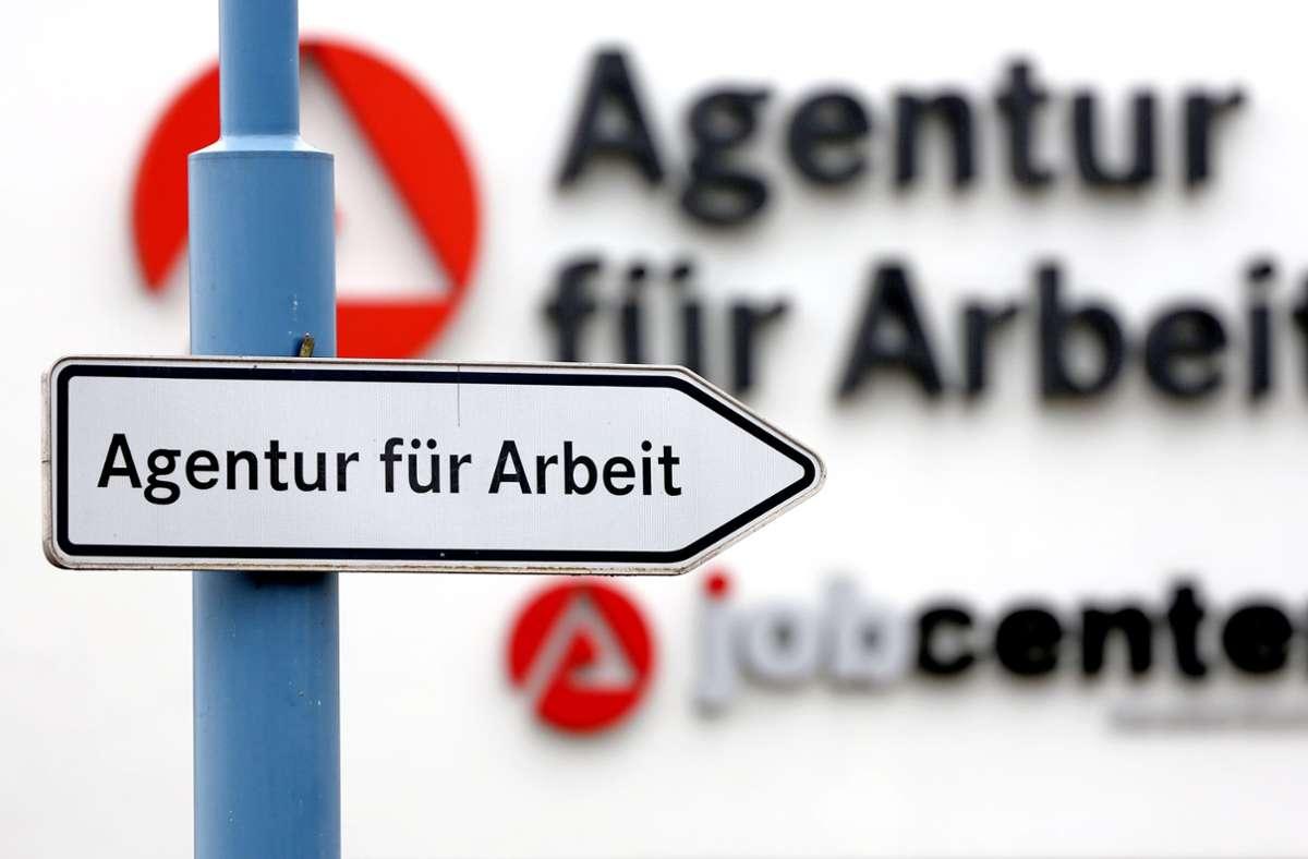 Die Arbeitslosenquote lag  im Juni im Kreis Ludwigsburg bei 3,8 Prozent. Foto: picture alliance/dpa/Jan Woitas