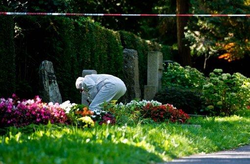 29-Jähriger soll junge Frau auf Friedhof getötet haben