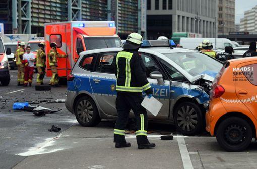 Berliner Polizist nach tödlichem Unfall mit Streifenwagen angeklagt