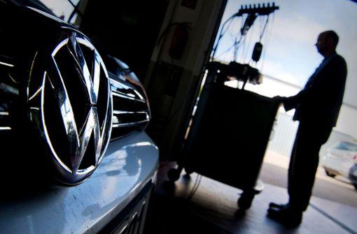 Volkswagen muss  in Österreich vor Gericht