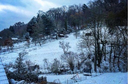So sch?n ist Stuttgart und die Region im Schnee