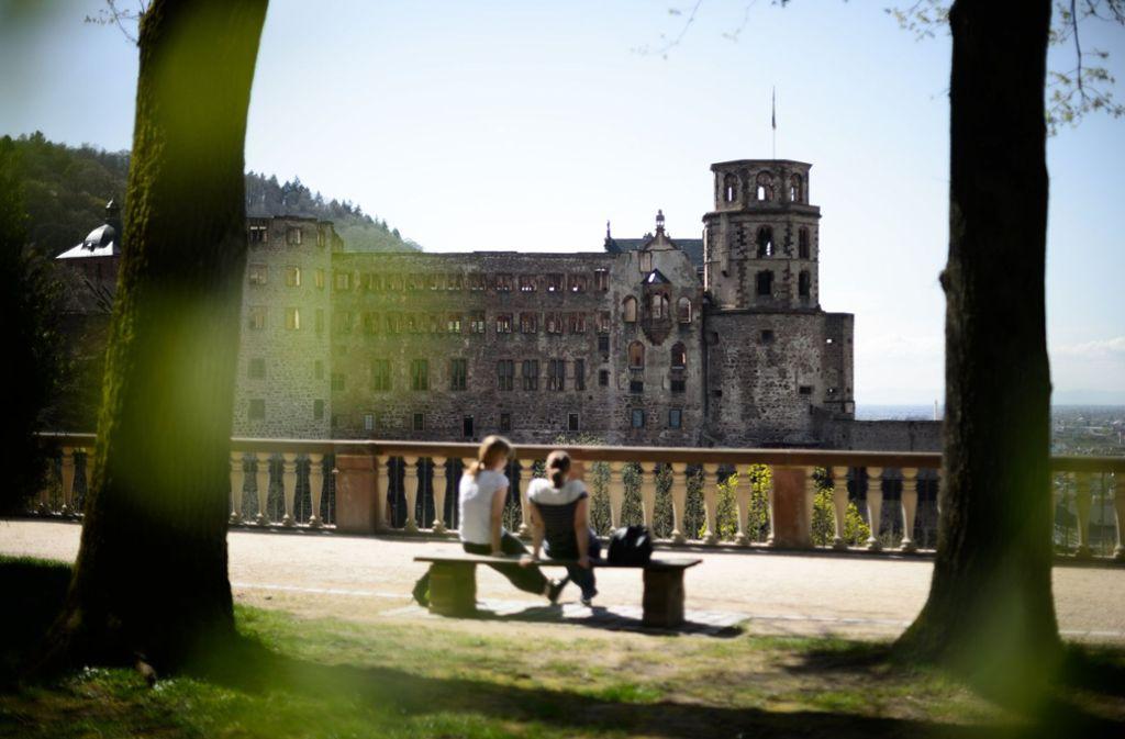 Die Stadt Heidelberg konnte ihre Treibhausgasemissionen deutlich senken. Foto: dpa
