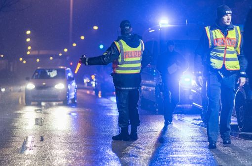 Weniger Verbrechen nach erhöhter Präsenz der Polizei in Freiburg