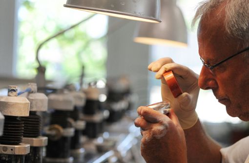Immer mehr Rentner wollen  arbeiten