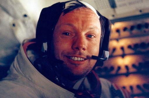 Astronaut Neil Armstrong ist tot