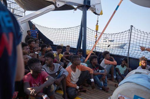"""Alan Kurdi"": Malta lässt Migranten an Land"
