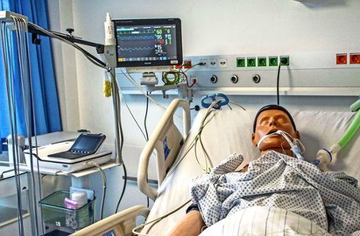 Befürchtung: Krankenhaus   stirbt  auf Raten