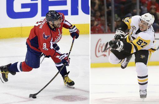 Groteskes Gigantenduell in der NHL