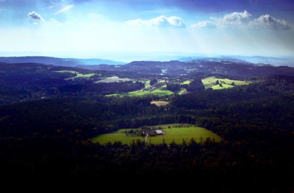 Der Naturpark Schwäbisch-Fränkischer Wald ist beliebt – und wächst bald. Foto: Stoppel